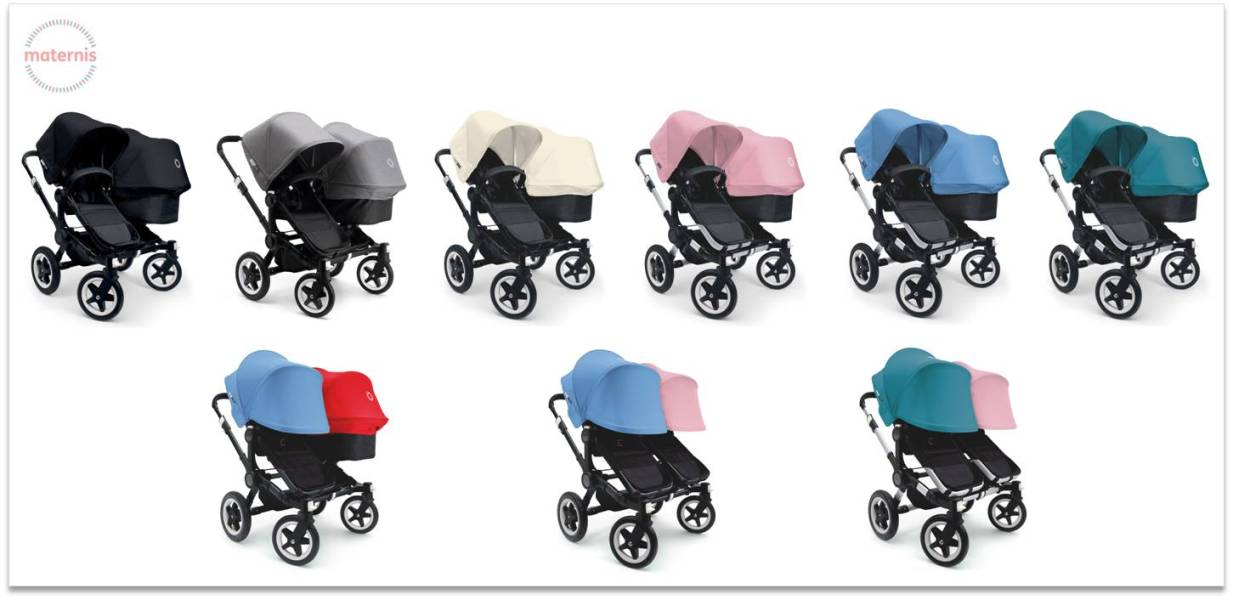Bugaboo Donkey colores2