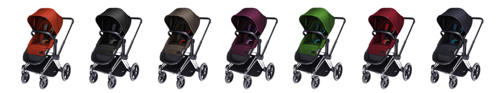 LightSeat Priam Cybex Maternis