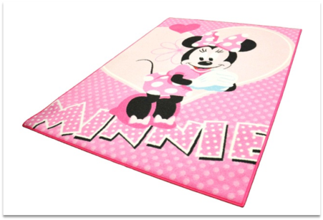 Alfombra Minnie Mouse Maternis